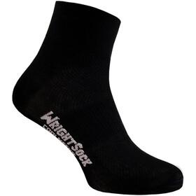 Wrightsock Coolmesh II Quarter Socks black